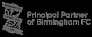 Principal Partner of Birmingham FC